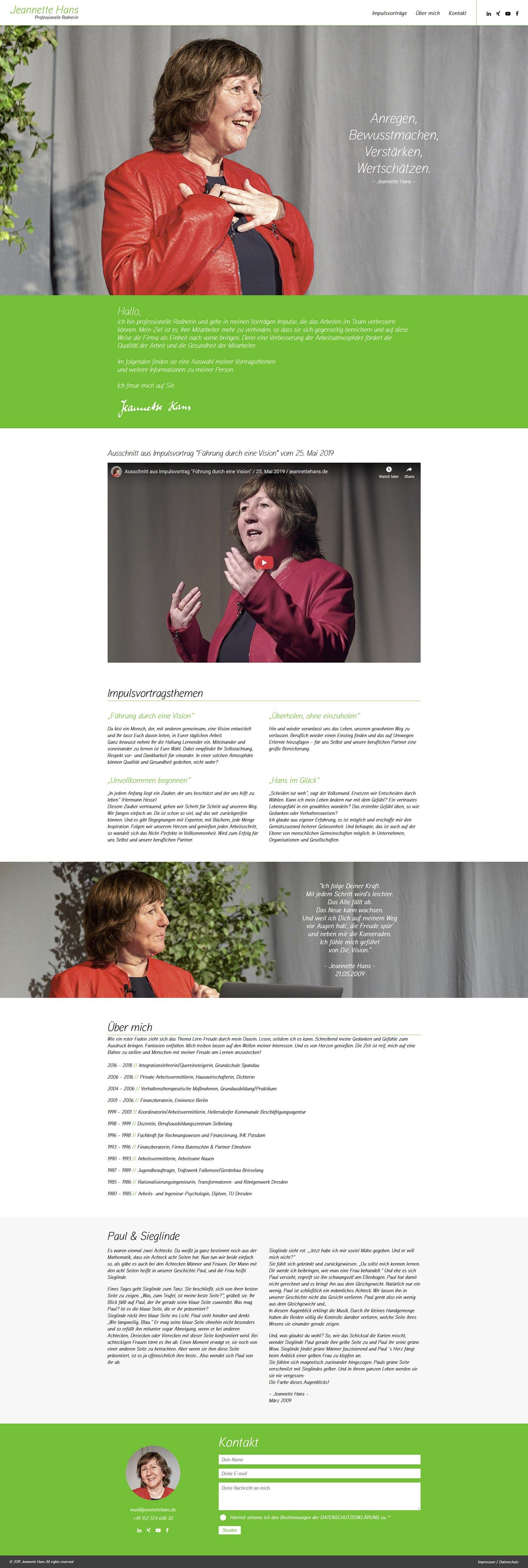 Jeannette-Hans-Website