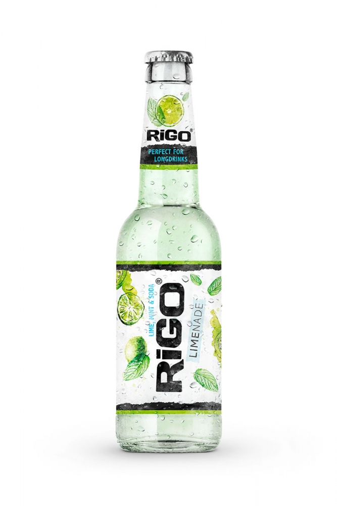 Rigo-Flasche